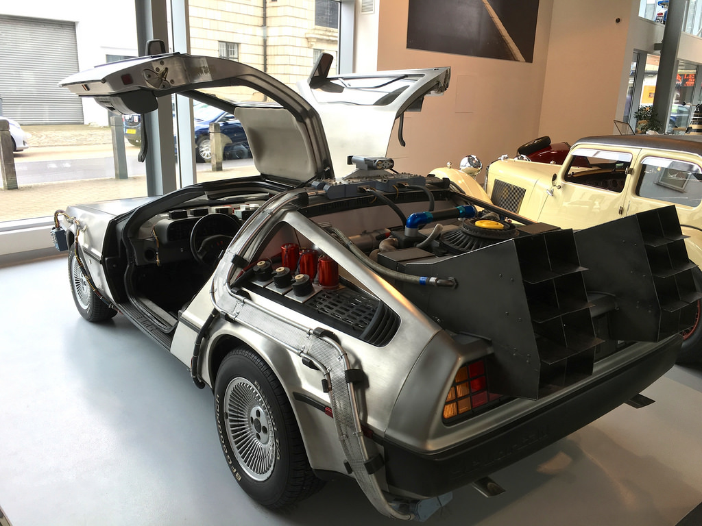 photo credit: DeLorean Back To the Future via photopin (license)