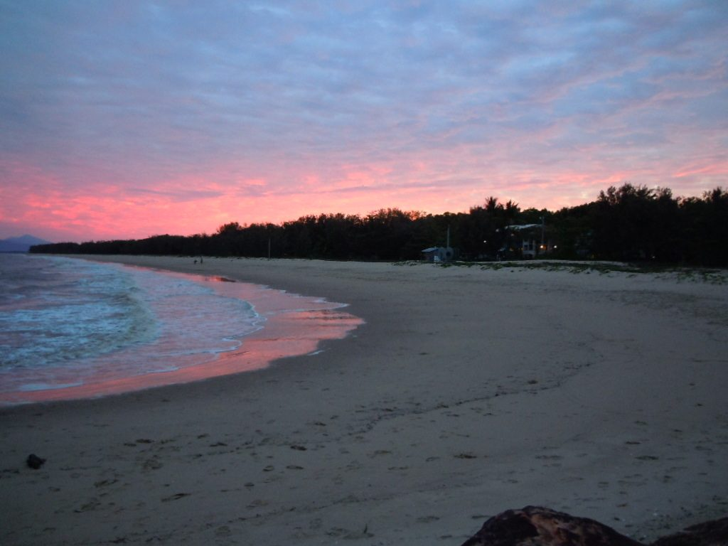 2011オーストラリアのとあるビーチ