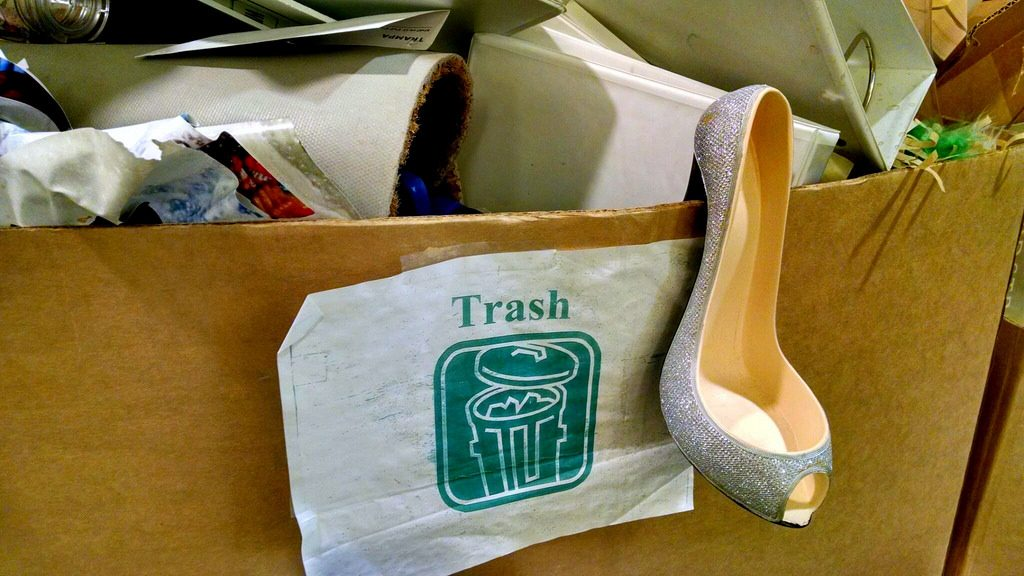 photo credit: Trash via photopin (license)