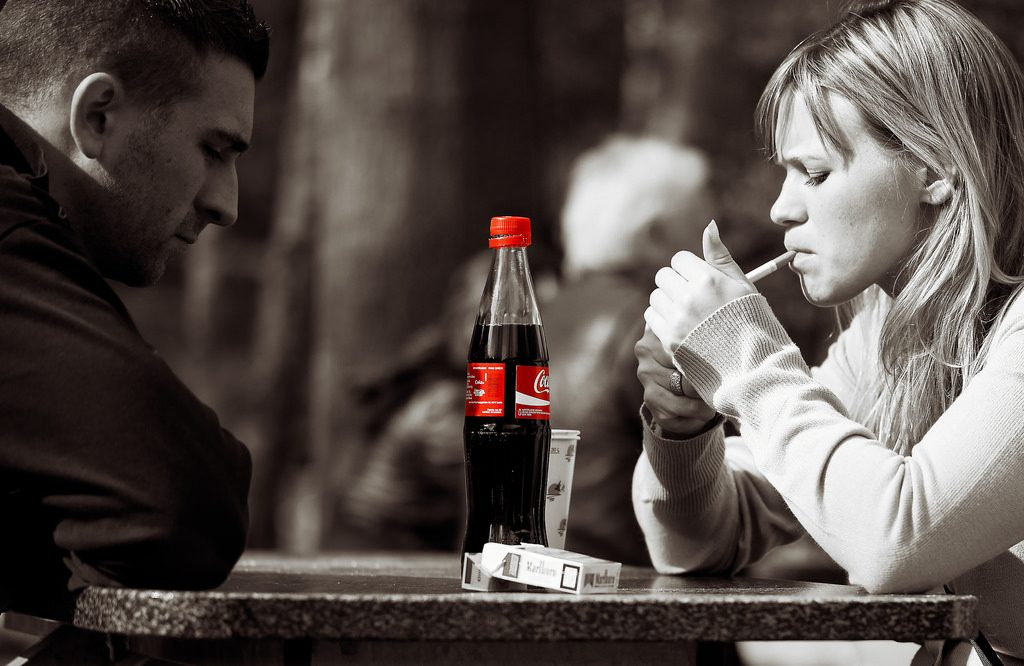 photo credit: Over (Breaking up and a Coke) via photopin (license)