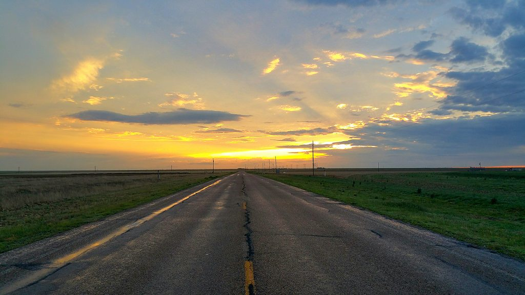 photo credit: Open road sunset! via photopin (license)