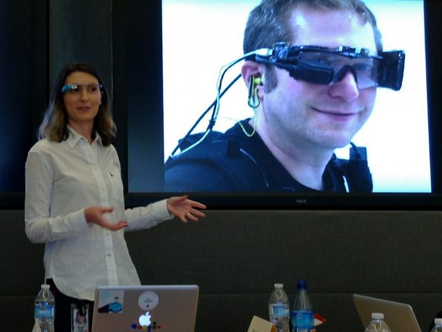 photo credit: Google Glass via photopin (license)
