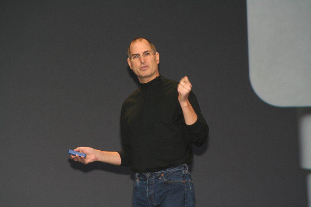 photo credit: Steve Jobs via photopin (license)