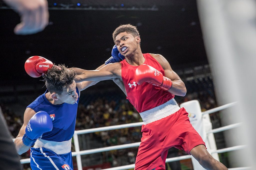 photo credit: aiba.boxing Rio 2016 Olympic Games - Day 15 via photopin (license)