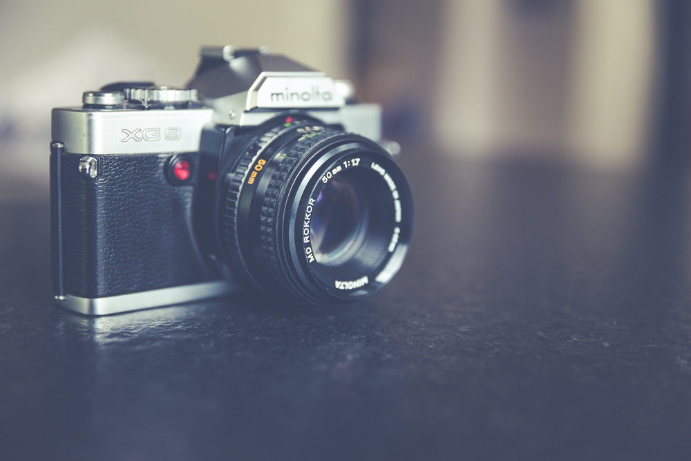 photo credit: markus spiske analog single-lens reflex camera via photopin (license)