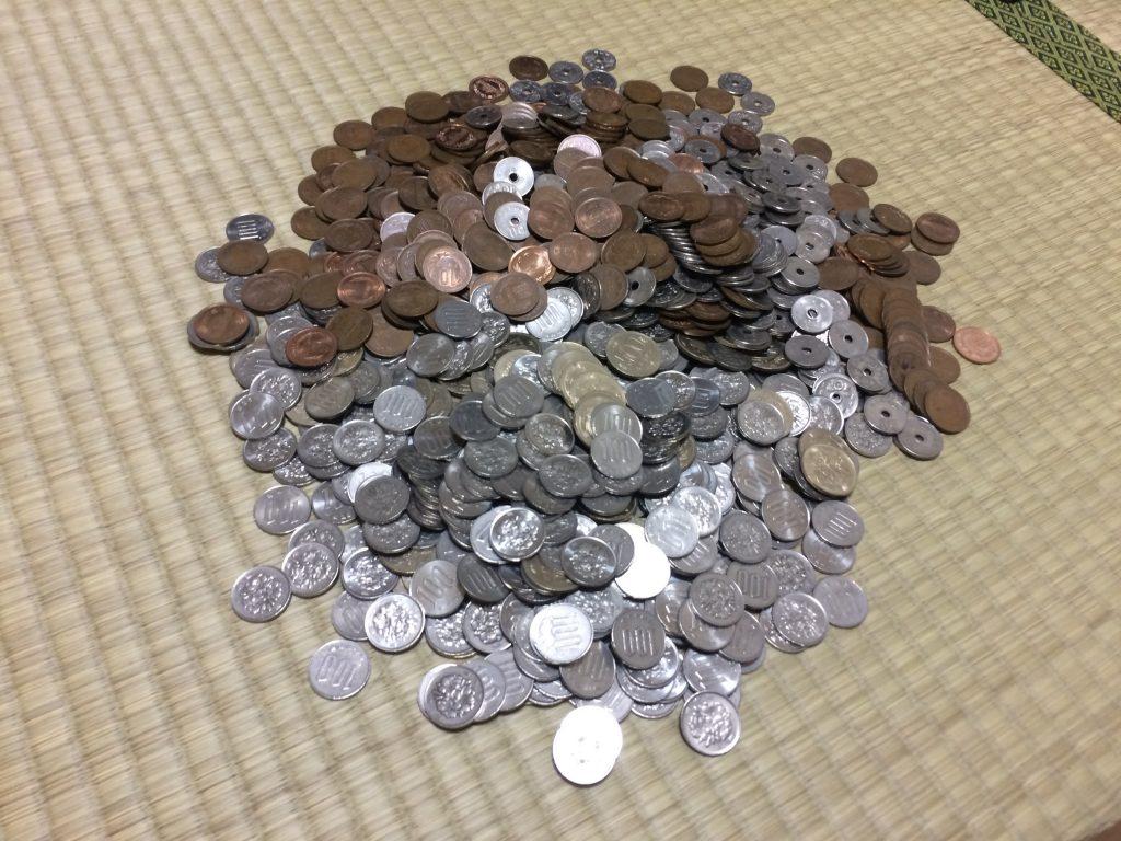 1日2000円生活で貯まった10万円分のカネ